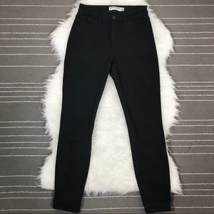American Apparel High Rise Pencil skinny jeans